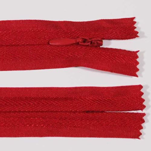 Zip skrytý 3mm délka 30cm, barva 148