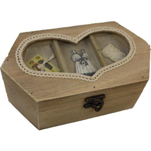 Box na šití srdce, 381907