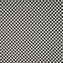 Úplet 21762, černo-bílá šachovnice, š.150