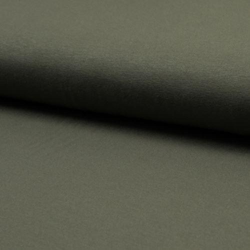 Úplet khaki 18880, 210g/m, š.155
