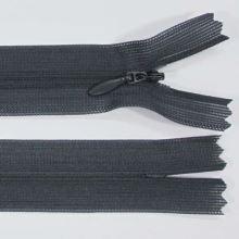 Zips skrytý šatový 3mm dĺžka 45cm, farba 312