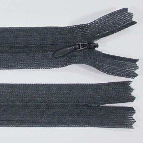 Zip skrytý šatový 3mm délka 45cm, barva 312