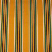 Lehátkovina žltá, farebný pruh, š.45
