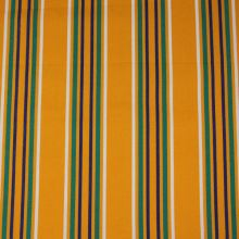 Lehátkovina žlutá, barevný pruh, š.45