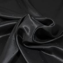 Podšívka tmavo šedá, šikmý prúžok a bodka, š.145