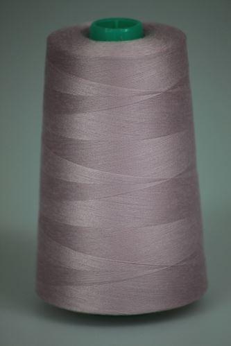Nit KORALLI polyesterová 120, 5000Y, odstín 4520, fialová-růžová