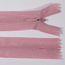 Zips skrytý šatový 3mm dĺžka 50cm, farba 405