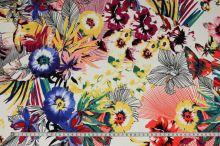 Úplet 17774, farebný kvet, š.150