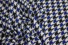 Šatovka modré pepito, š.135