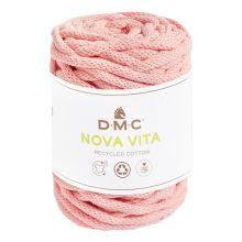 Priadza NOVA VITA 250g, ružová - odtieň 041