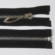 Zip kovový 6mm délka 55cm, barva 332 (dělitelný)
