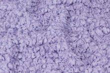 Úplet Fur ST.TROPEZ lila, š.150