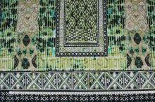 Úplet zeleno-béžové etno, š.155