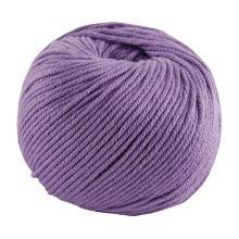 Příze NATURA MEDIUM 50g, fialová - odstín 06