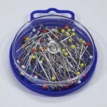 Špendlíky so sklenenou hlavičkou 0,60x30mm, 10g