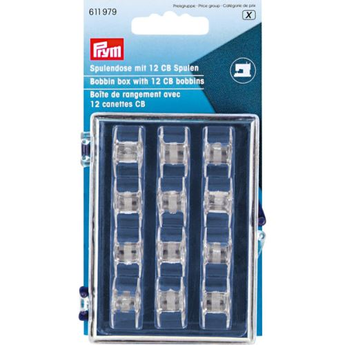 Praktický box Prym na 12 cívek, 611979