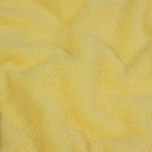 Fleece žlutý š.145