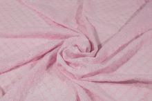 Madeira růžová š.140, výšivka š.130