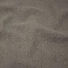 Ľan šedohnedý 19000, predpraný, 250g/m, š.140