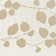 Dekorační látka NELLA, béžové větvičky s listy, š.280
