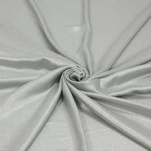 Šatovka světle šedá, stříbrný třpyt, š.145