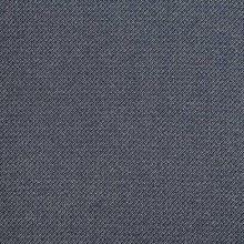 Kostýmovka šedo-modrá, diagonální vzor, š.150