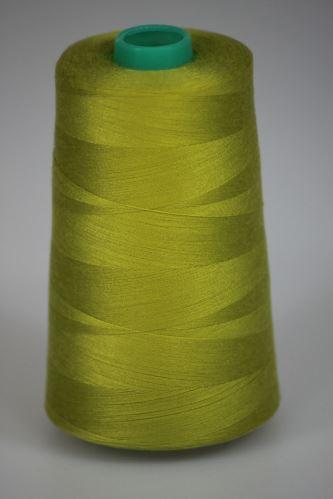 Niť KORALLI polyesterová 120, 5000Y, odtieň 6830, zelená