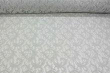 Čipka 16456 šedá, š.140
