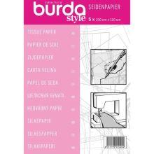 Hedvábný papír Burda, 150x110 cm, 5ks