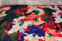 Úplet 17803, farebný vzor, š.150