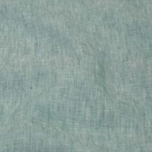 Ľan modrozelený melange 19011, 180g/m, š.130