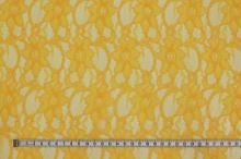 Krajka žlutá 14708, š.140