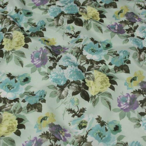 Šatovka mint, farebný kvet, š.145