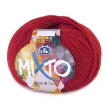 Příze MIXTO 50g, červená - odstín 052