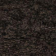 Umelá kožušina tmavo hnedý Persian, š.150