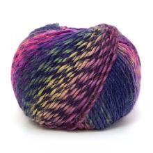 Příze SHINE 100g, barevný mix - odstín 0137