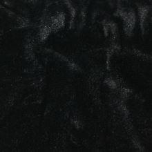 Plyš černý, š.150