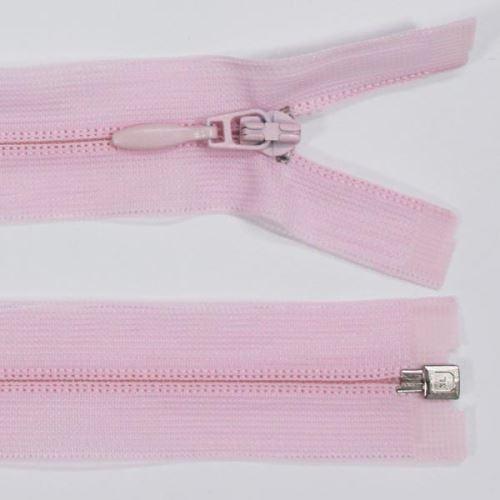 Zips skrytý 3mm dĺžka 45cm, farba 133 (deliteľný)