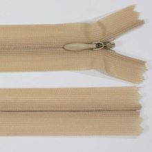 Zip skrytý šatový 3mm délka 20cm, barva 277