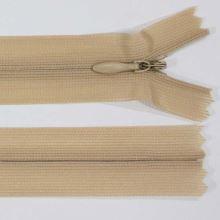 Zips skrytý šatový 3mm dĺžka 20cm, farba 277