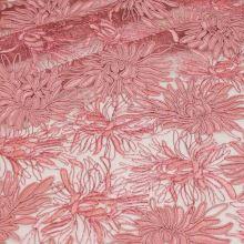 Čipka ružová, š.135/155