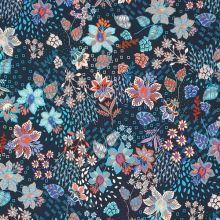Šatovka modrá, farebné kvety a listy, š.135