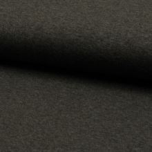 Úplet tmavě šedý 18977, melé, 210g/m, š.155