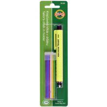 Ceruzka verzatil Koh-I-Noor + sada 6 krajčírskych kried