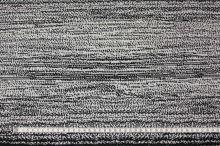 Úplet 17439, bílo-černý vzor, š.145