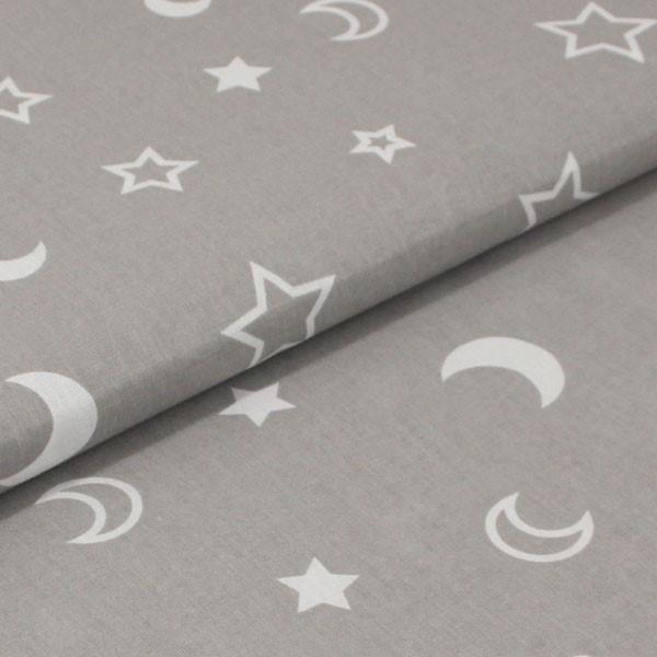 d01ab50511 Bavlnené plátno šedé