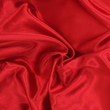 Podšívka saténová červená rally š.150