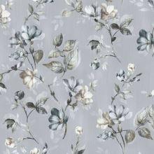 Dimout šedý, kvety, š.150