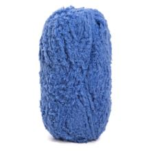 Priadza FLUFFY 25g, tmavě modrá - odstín 722