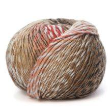 Příze SHINE 100g, barevný mix - odstín 0139